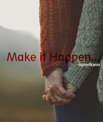 Make it Happen (Chen)